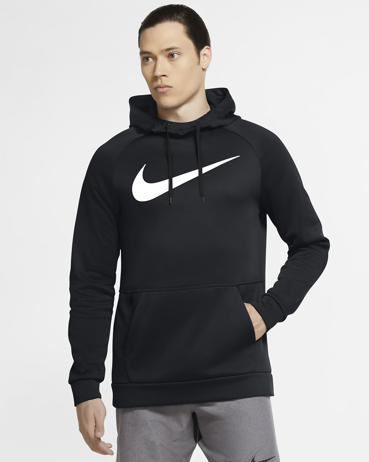 Nike Therma Men's Pullover Swoosh Training Hoodie