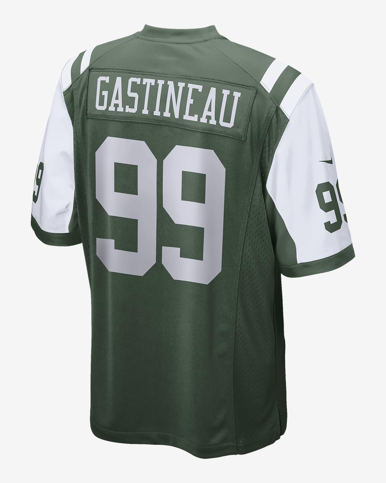 NFL New York Jets (Mark Gastineau) Game Men's Football Jersey