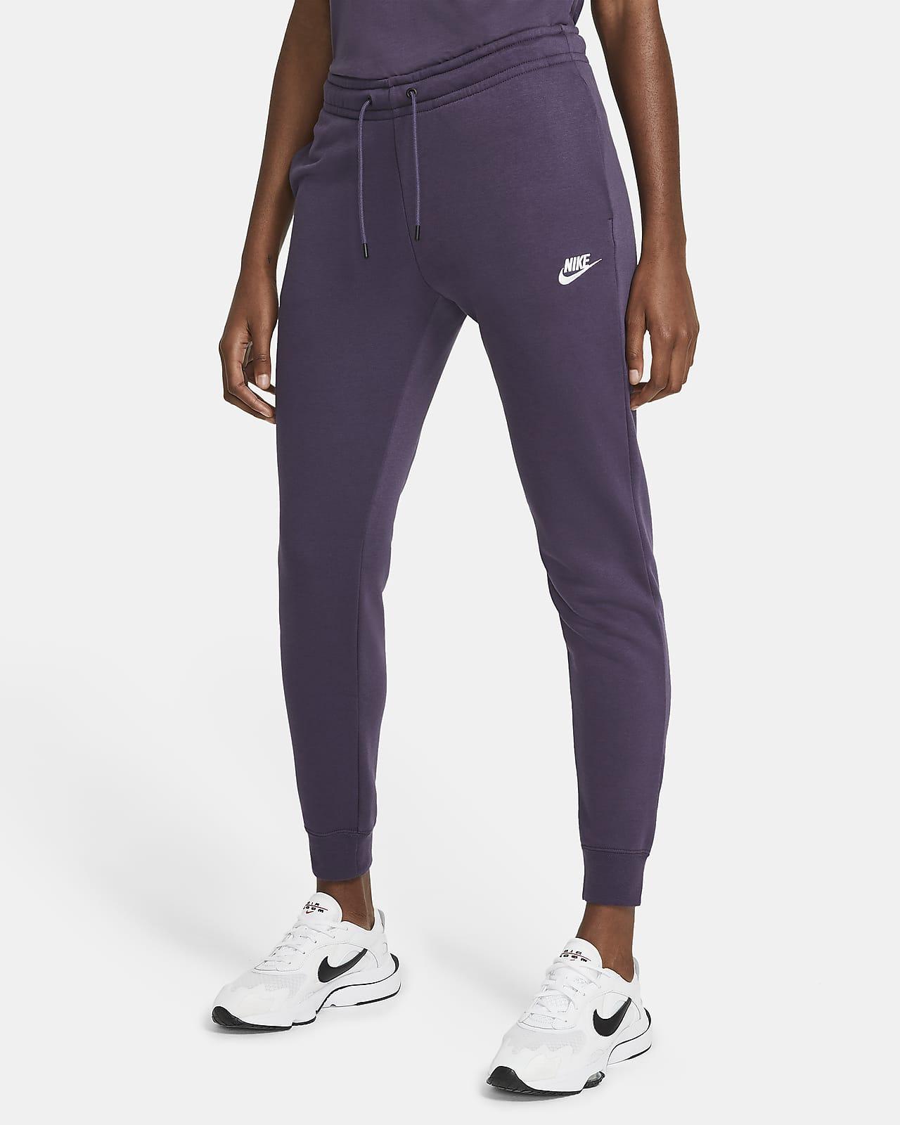 Pantalones De Tejido Fleece Para Mujer Nike Sportswear Essential Nike Cl