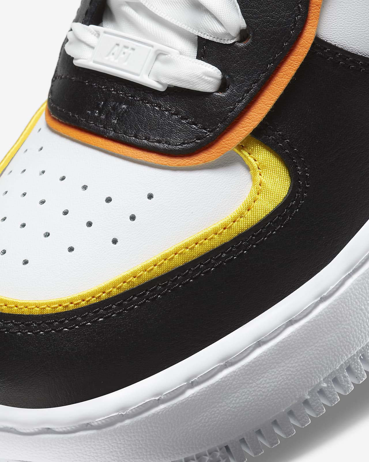 air force 1 gialle fluo donna