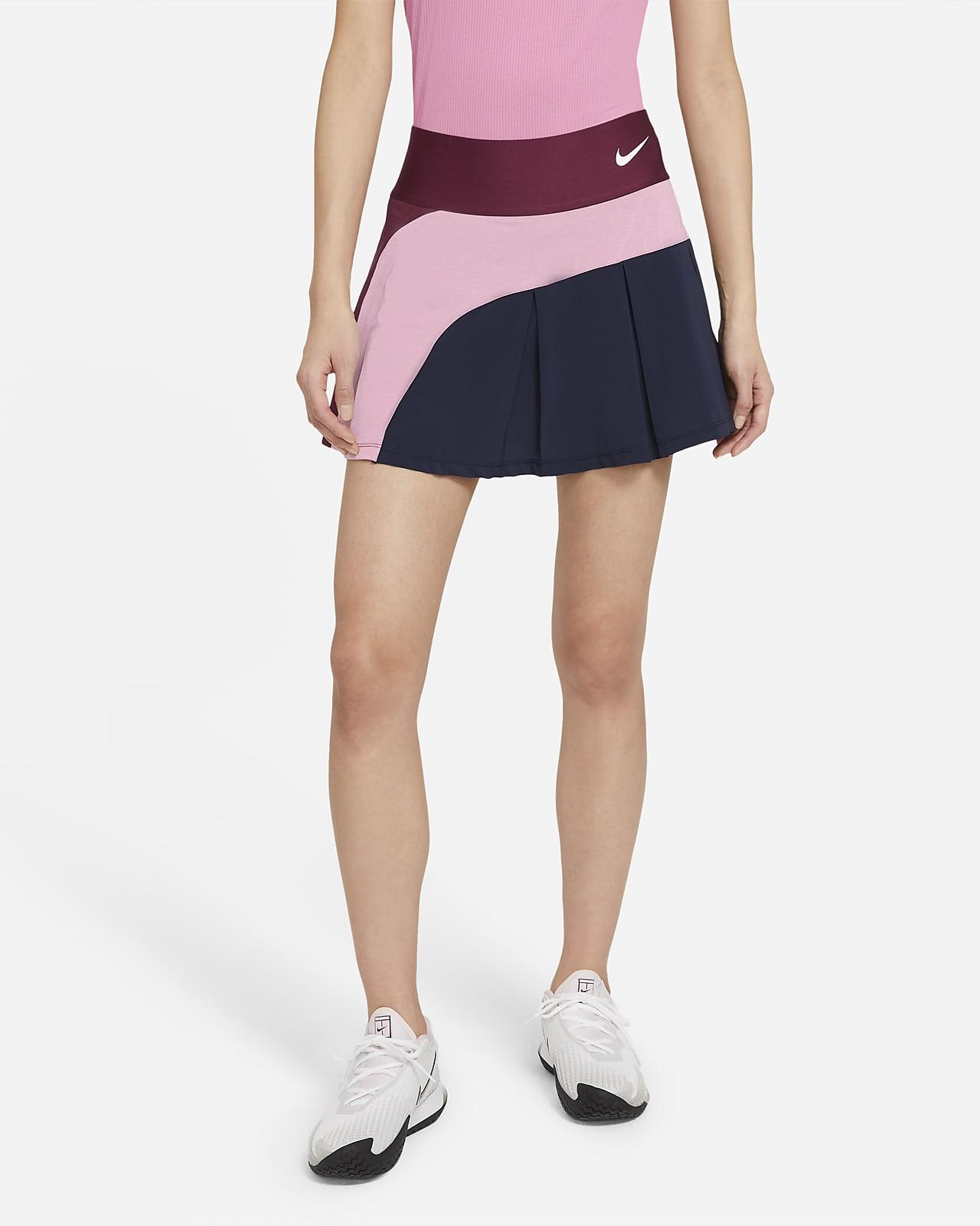 NikeCourt Advantage tennisskjørt til dame