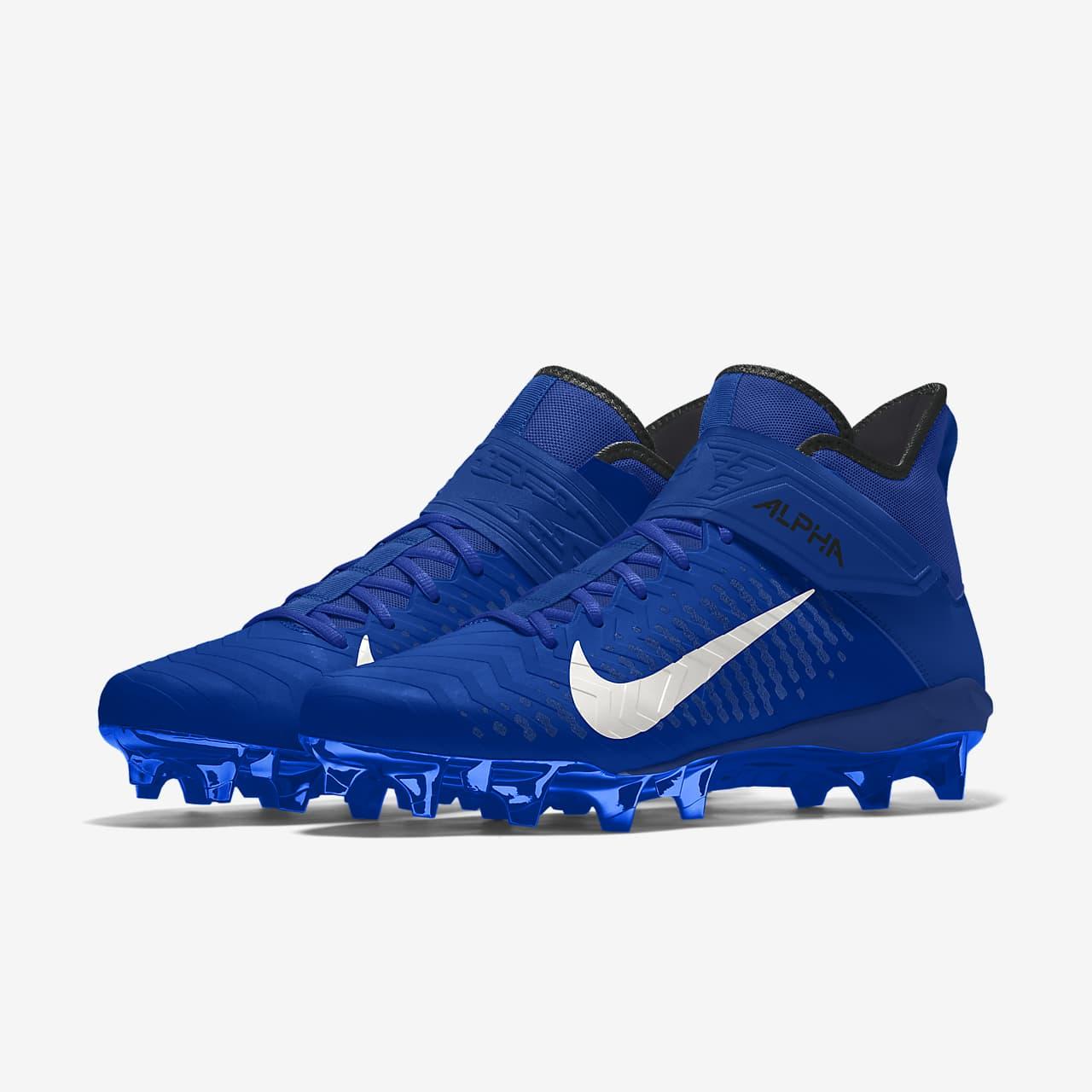 Nike Alpha Menace Pro 2 Mid By You