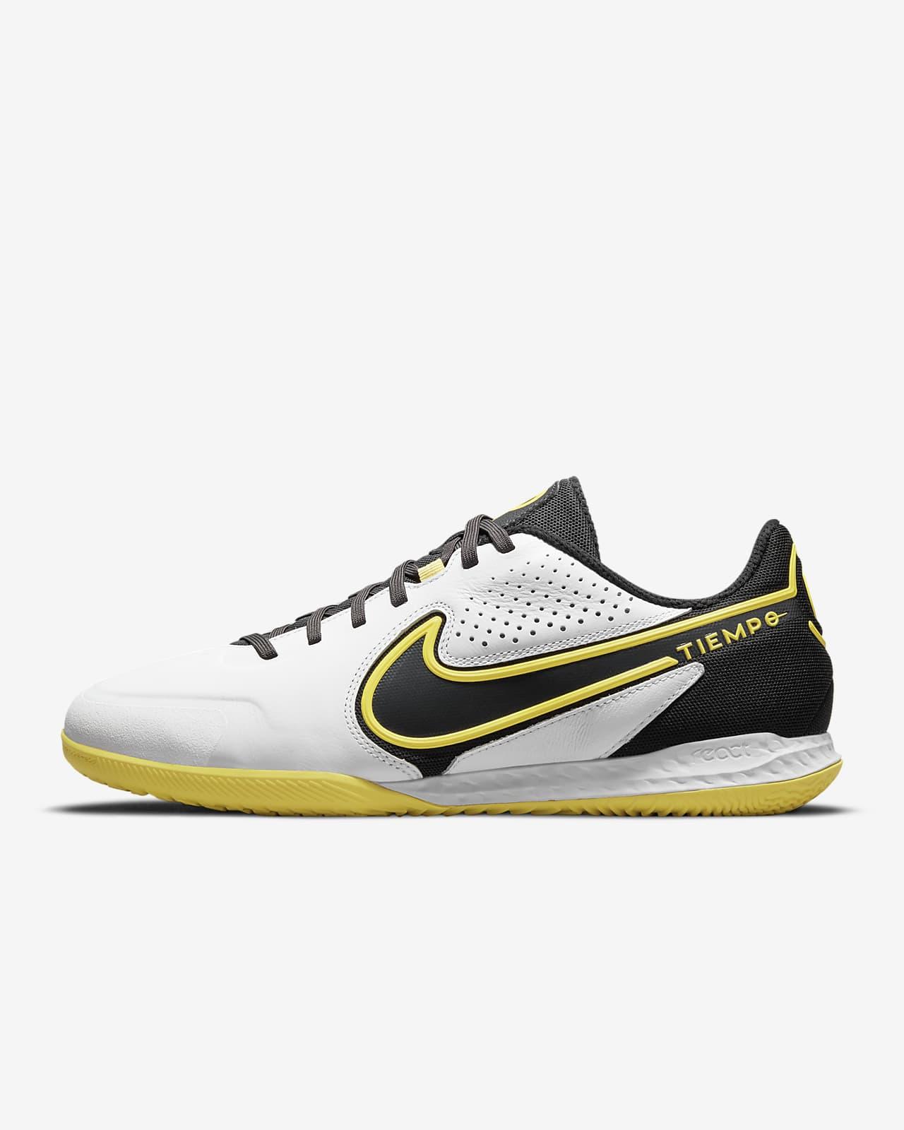Nike React Tiempo Legend 9 Pro IC Indoor/Court Football Shoe. Nike LU