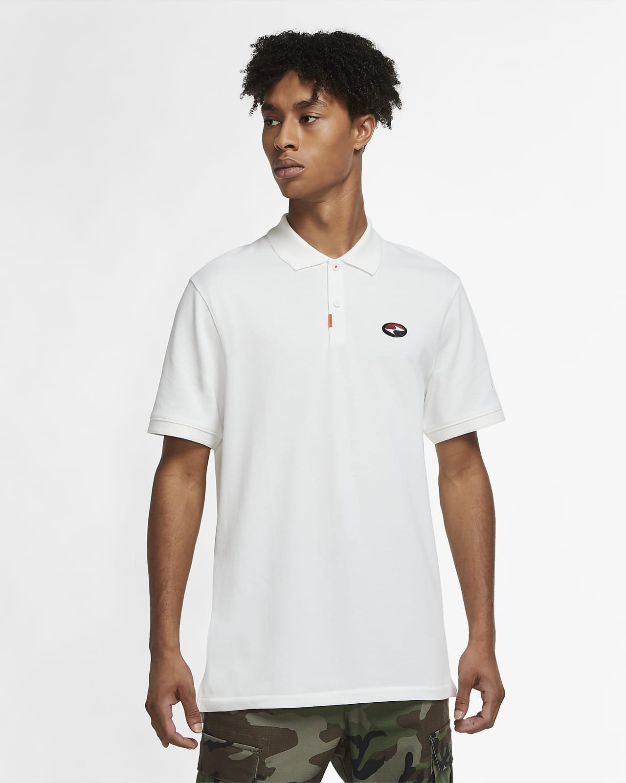 The Nike Polo Tiger Woods Poloshirt in schmaler Passform (Unisex)
