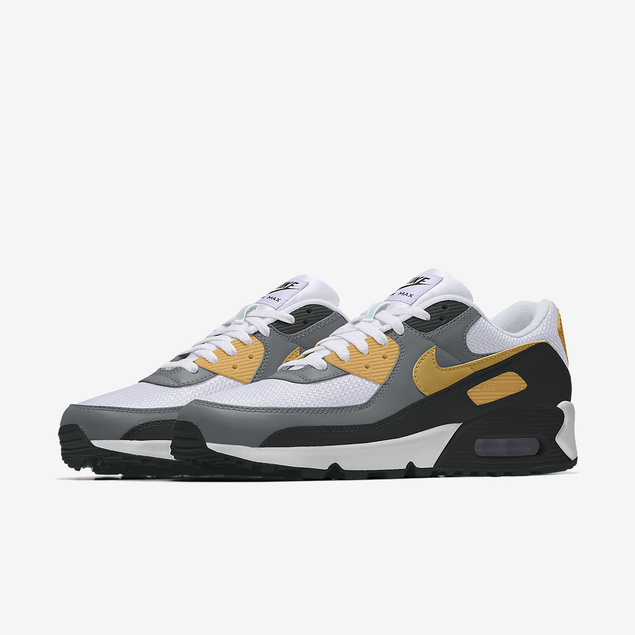 Nike Air Max 90 By You Custom Men's Shoes. Nike JP