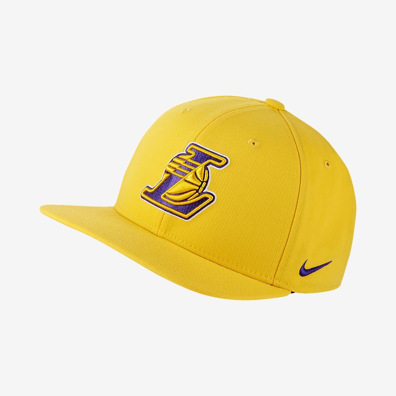 Los Angeles Lakers Nike Pro NBA-Cap