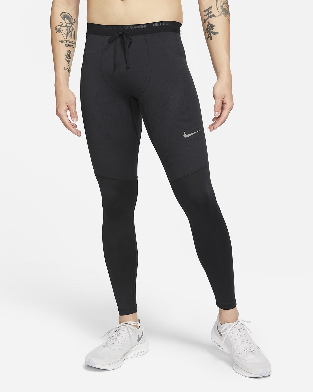 Nike Phenom Elite 男款跑步緊身褲
