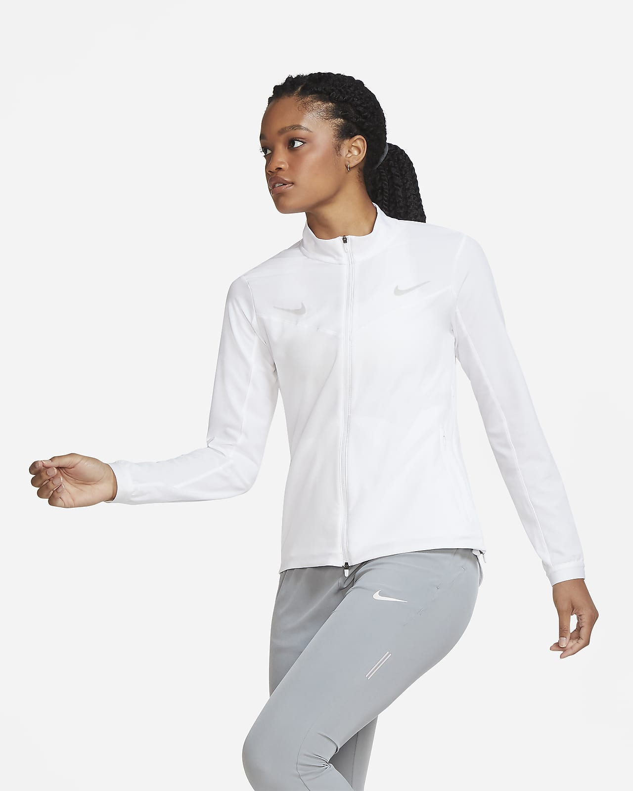 Nike Damen-Laufjacke