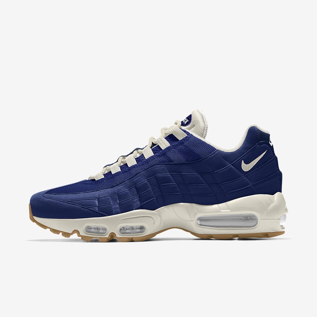 รองเท้าผู้ชายออกแบบเอง Nike Air Max 95 By You