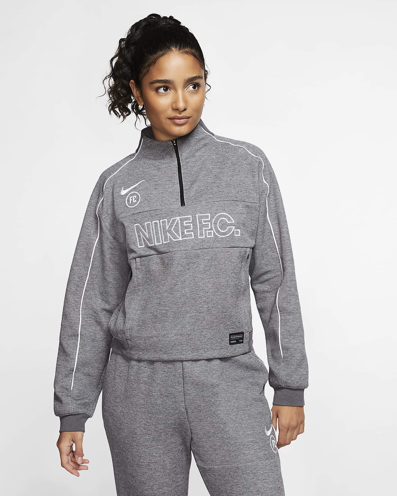 Veste de football Nike F.C. pour Femme