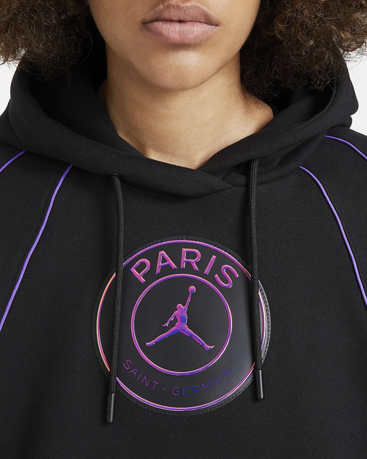 Felpa pullover con cappuccio Paris Saint-Germain - Donna