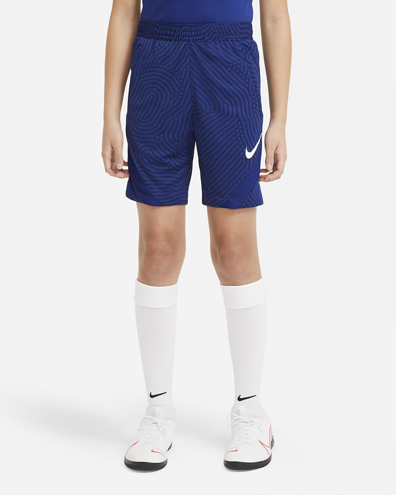 Nike Dri-FIT Strike Genç Çocuk Futbol Şortu