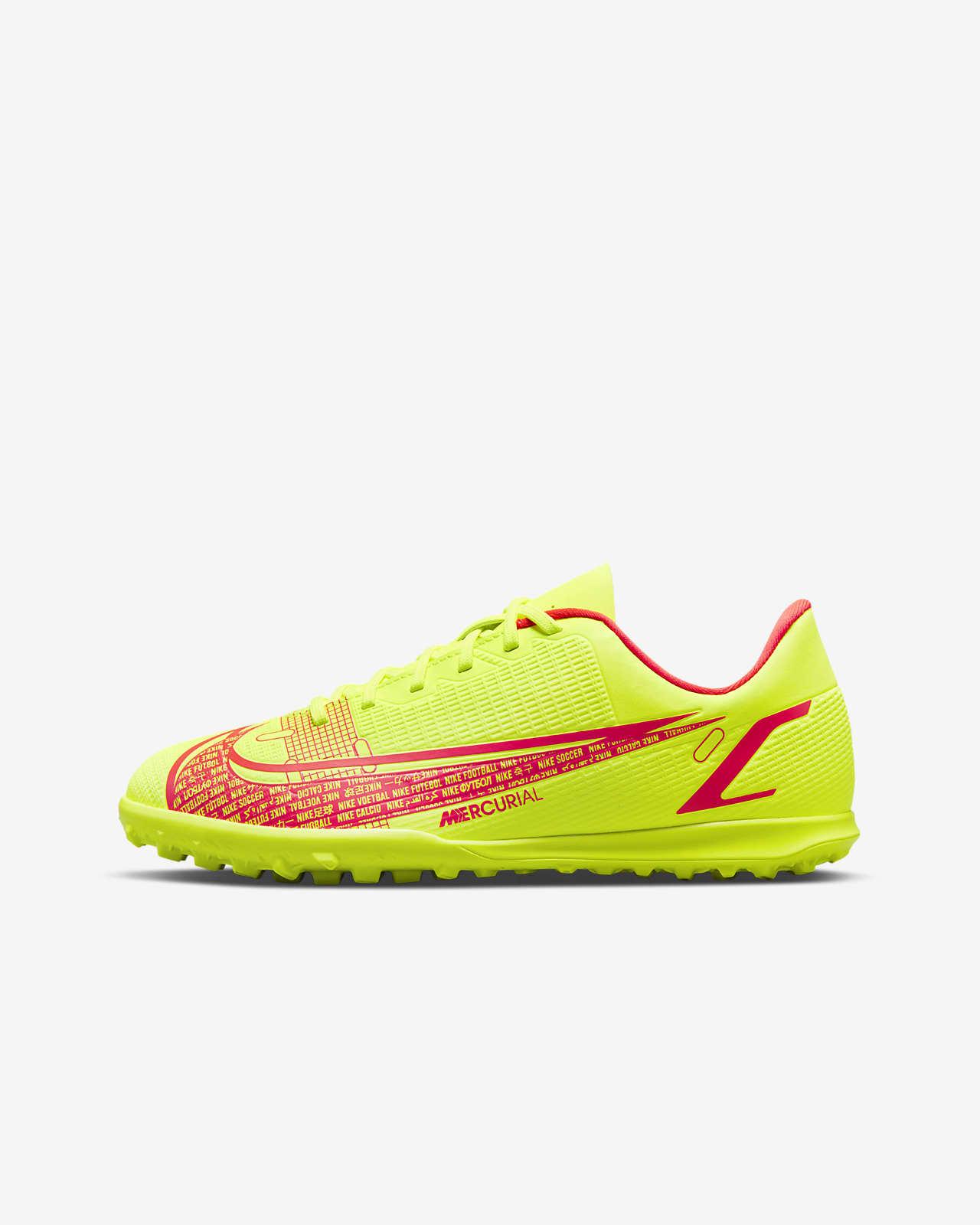 Nike Jr. Mercurial Vapor 14 Club TF Younger/Older Kids' Turf Football Shoe