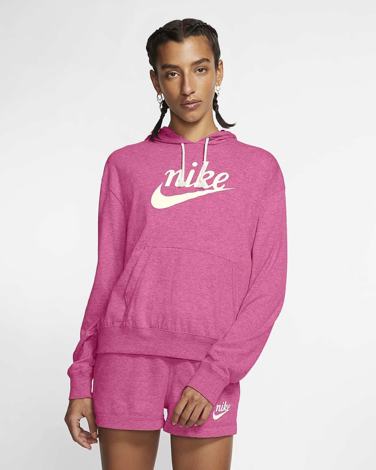 Tom Audreath Sopravvivere imposta  Felpa con cappuccio Nike Sportswear Gym Vintage - Donna. Nike IT
