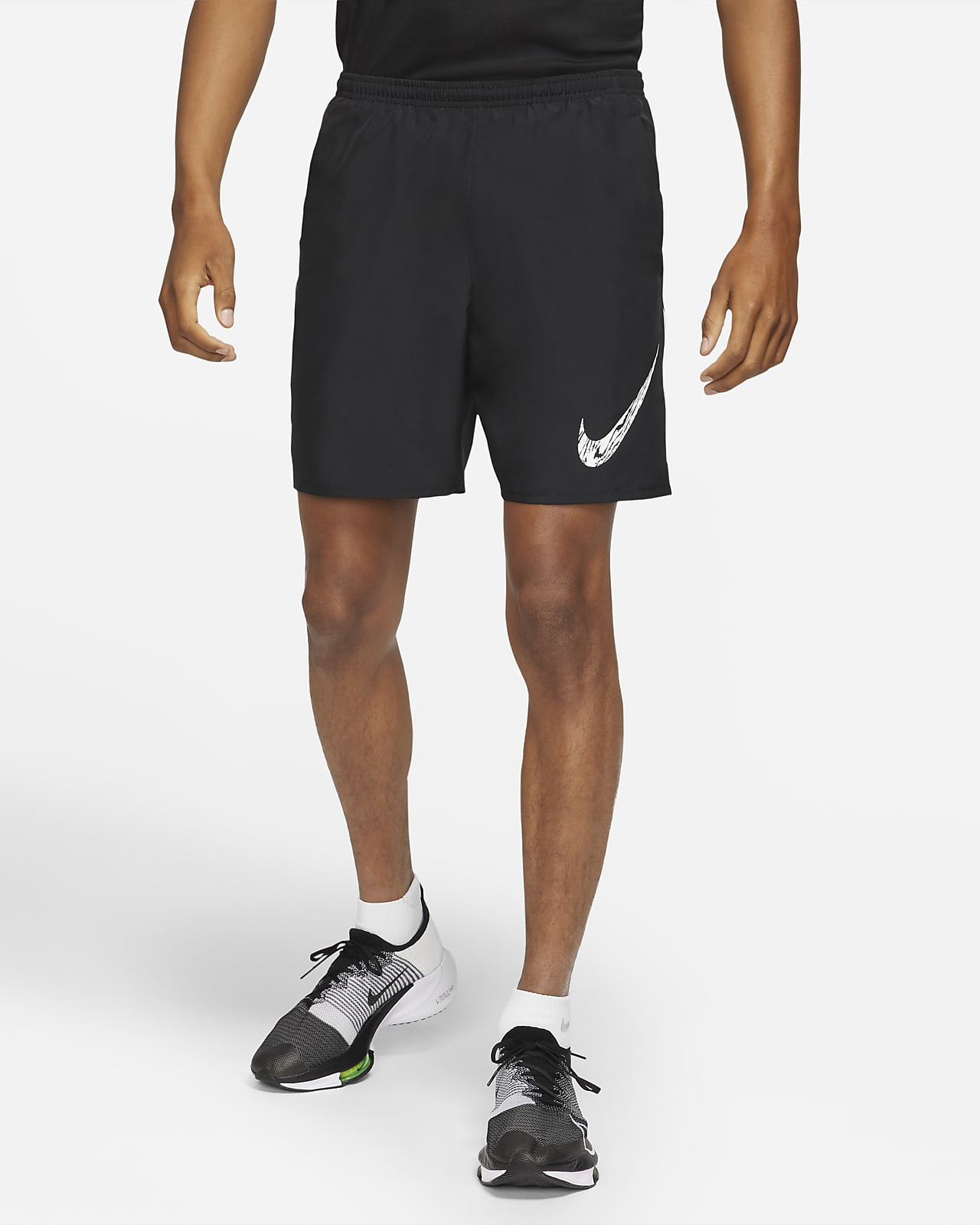 Nike Run Wild Run Men's Brief-Lined Running Shorts