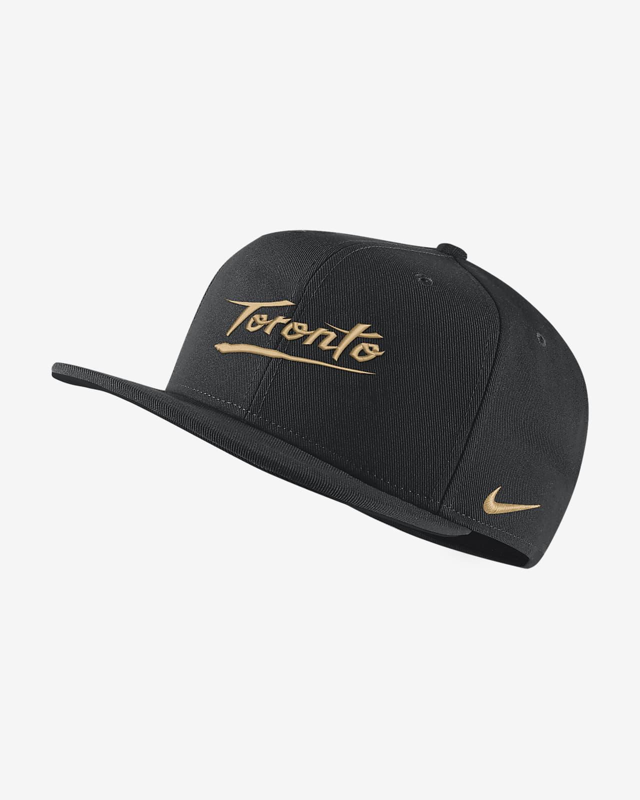 Toronto Raptors City Edition Nike Pro Gorra de la NBA