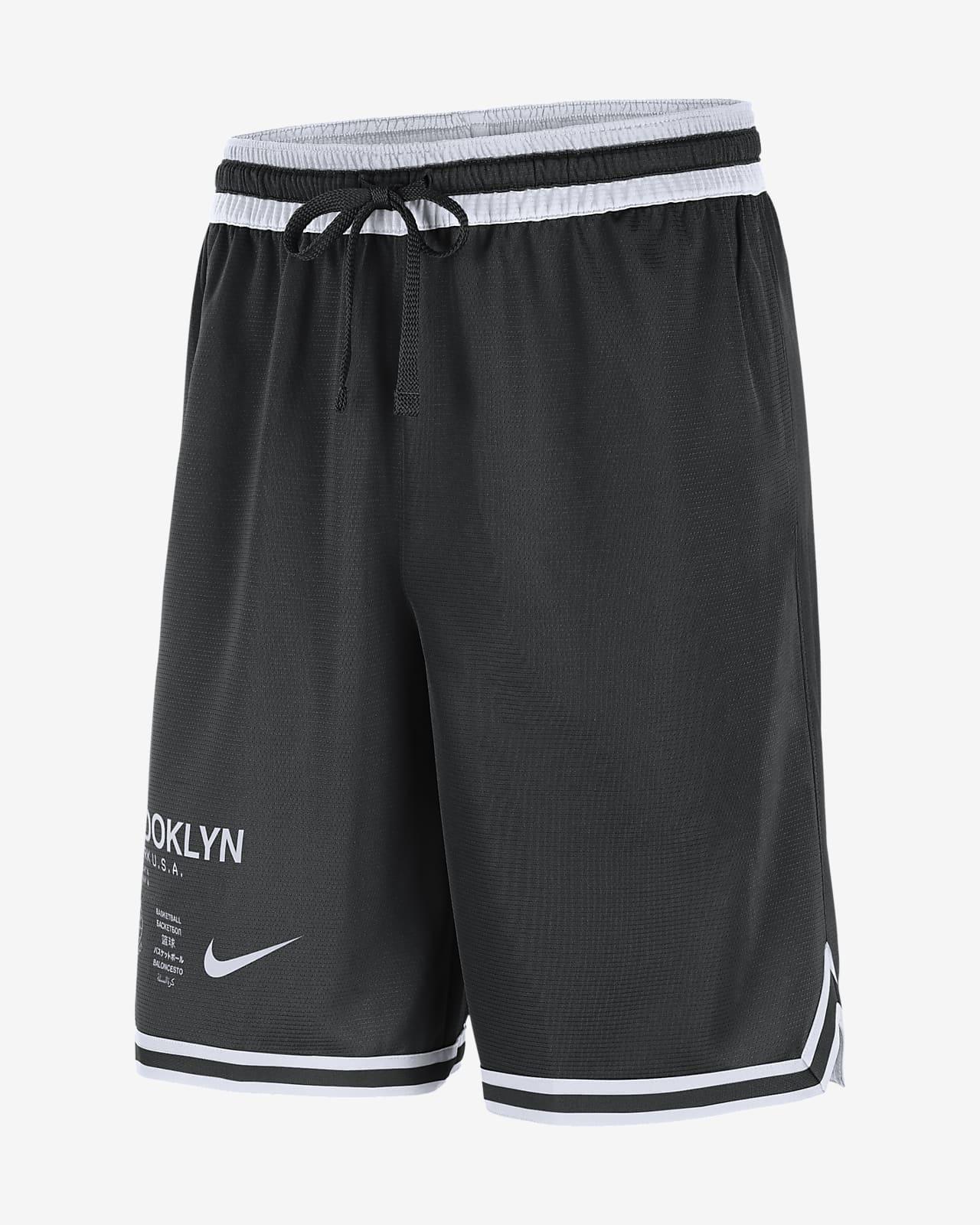 布鲁克林篮网队 Courtside Nike NBA 男子短裤