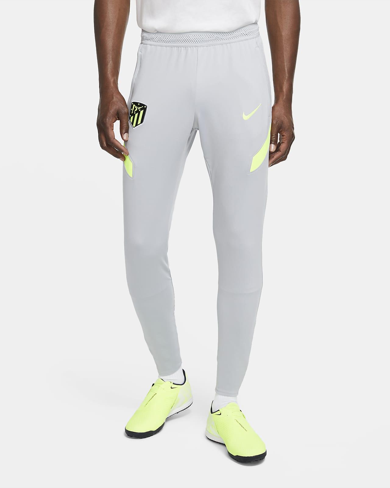Peatonal Cinemática exposición  Pantalones tejidos de fútbol para hombre Atlético de Madrid Strike. Nike PR