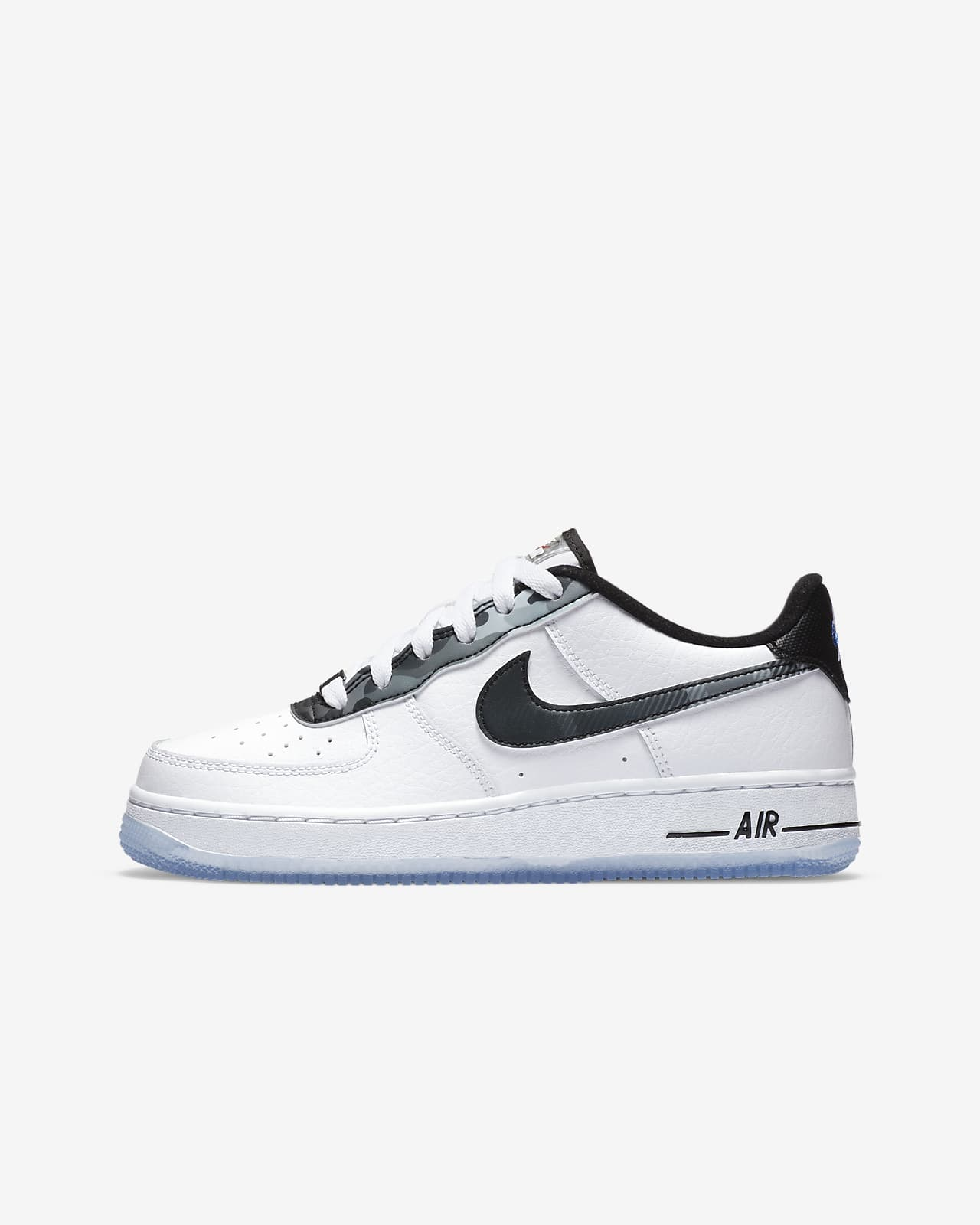 Nike Air Force 1 Lv8 Big Kids Shoe Nike Com