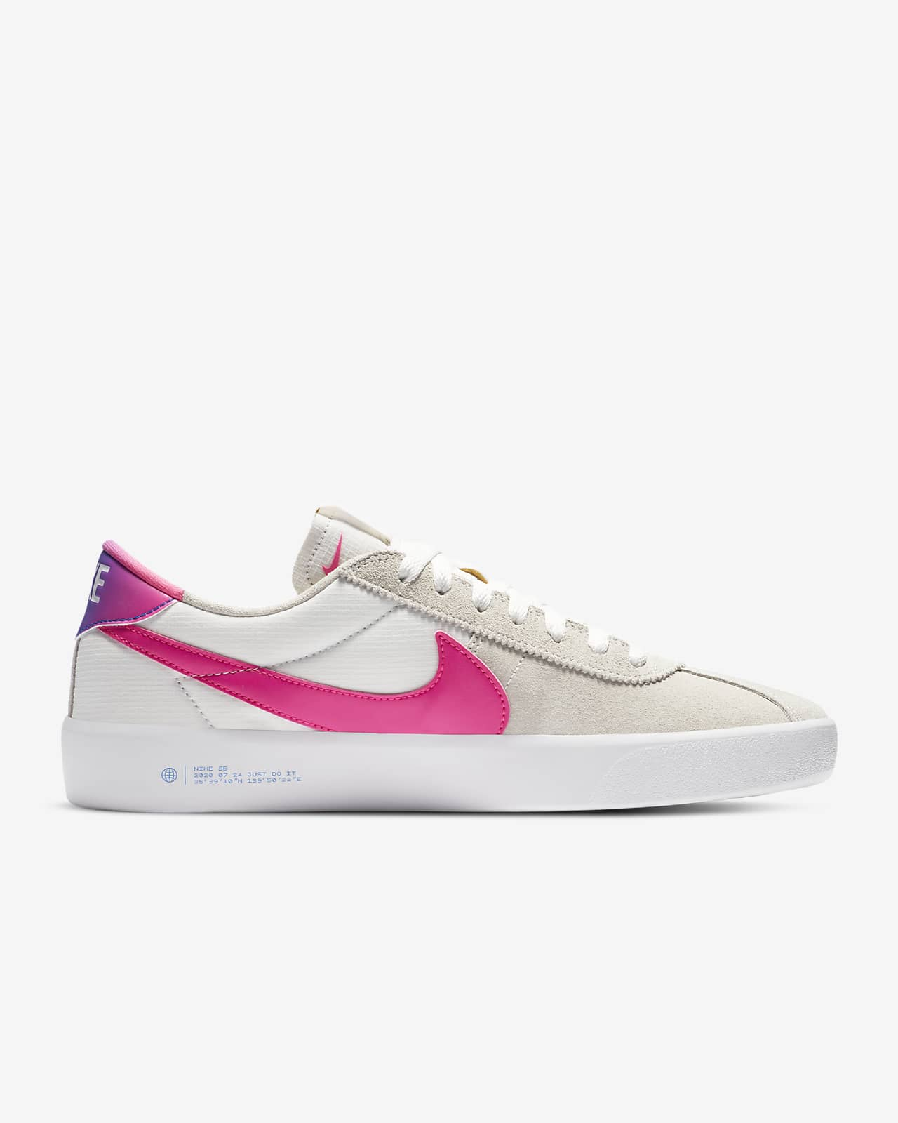 Ernest Shackleton borde Leyenda  Nike SB Bruin React T Skate Shoe. Nike.com