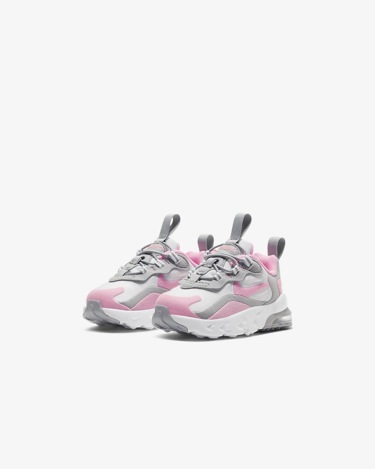 pelo Quagga Orgulloso  Nike Air Max 270 RT Baby &Toddler Shoe. Nike NO