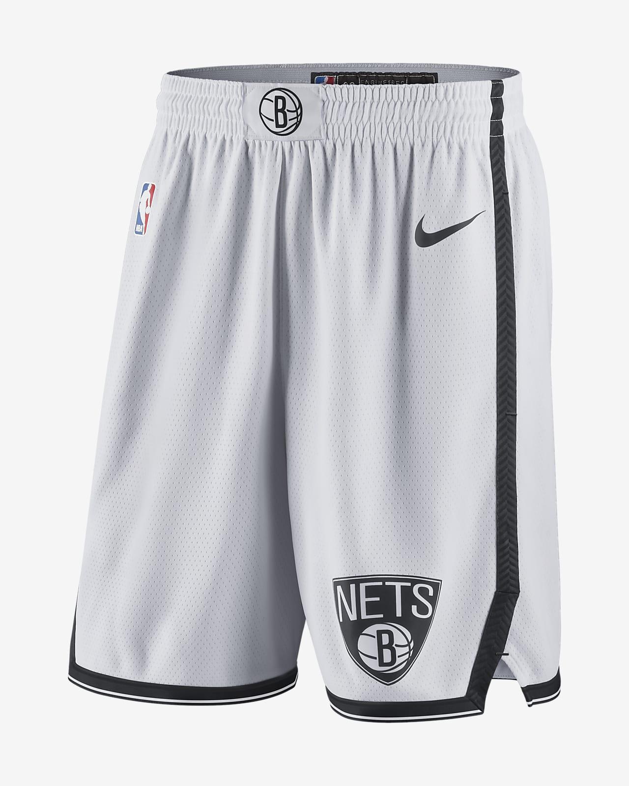 Calções NBA Nike Swingman Brooklyn Nets para homem