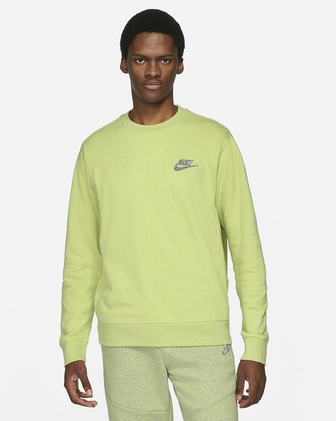 Мужская толстовка с полуначесом Nike Sportswear Sport Essentials+