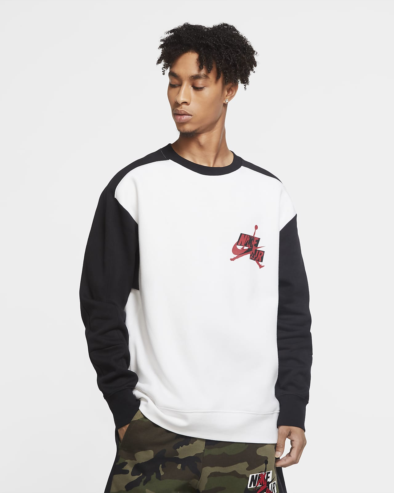 Jordan Jumpman Classics Men's Fleece Crew