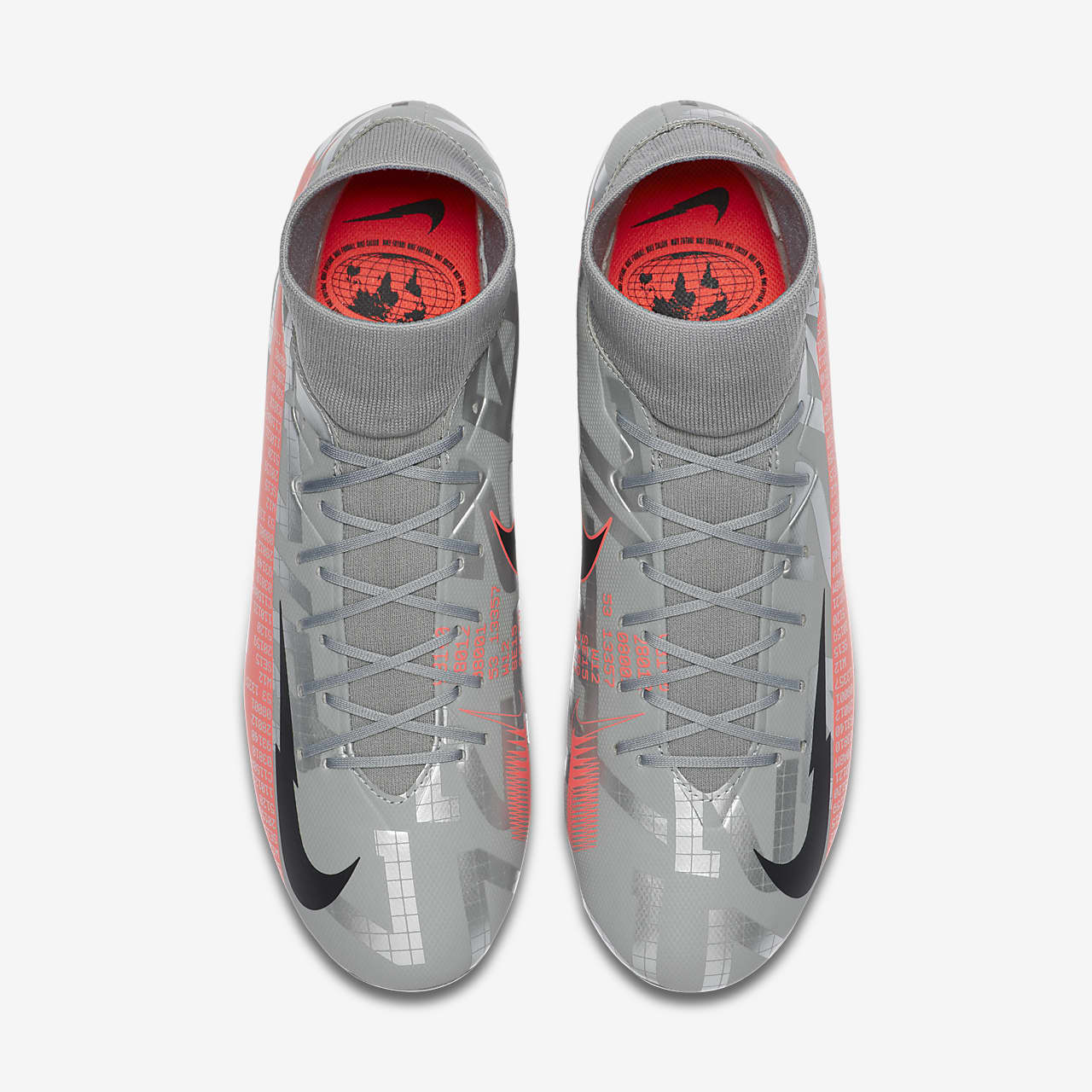 Chaussure de football multi surfaces à crampons Nike Mercurial Superfly 7 Academy MG