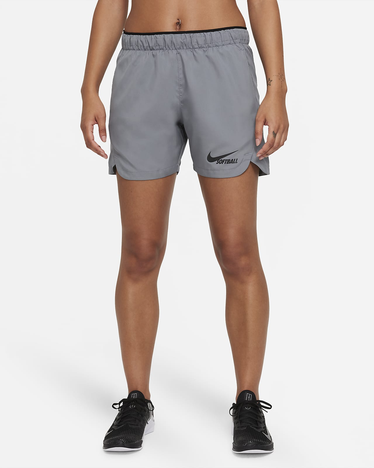 Nike Dri Fit Women S Softball Shorts Nike Com The wide racerback style lets you move freely during your workout, while the wide. nike dri fit women s softball shorts