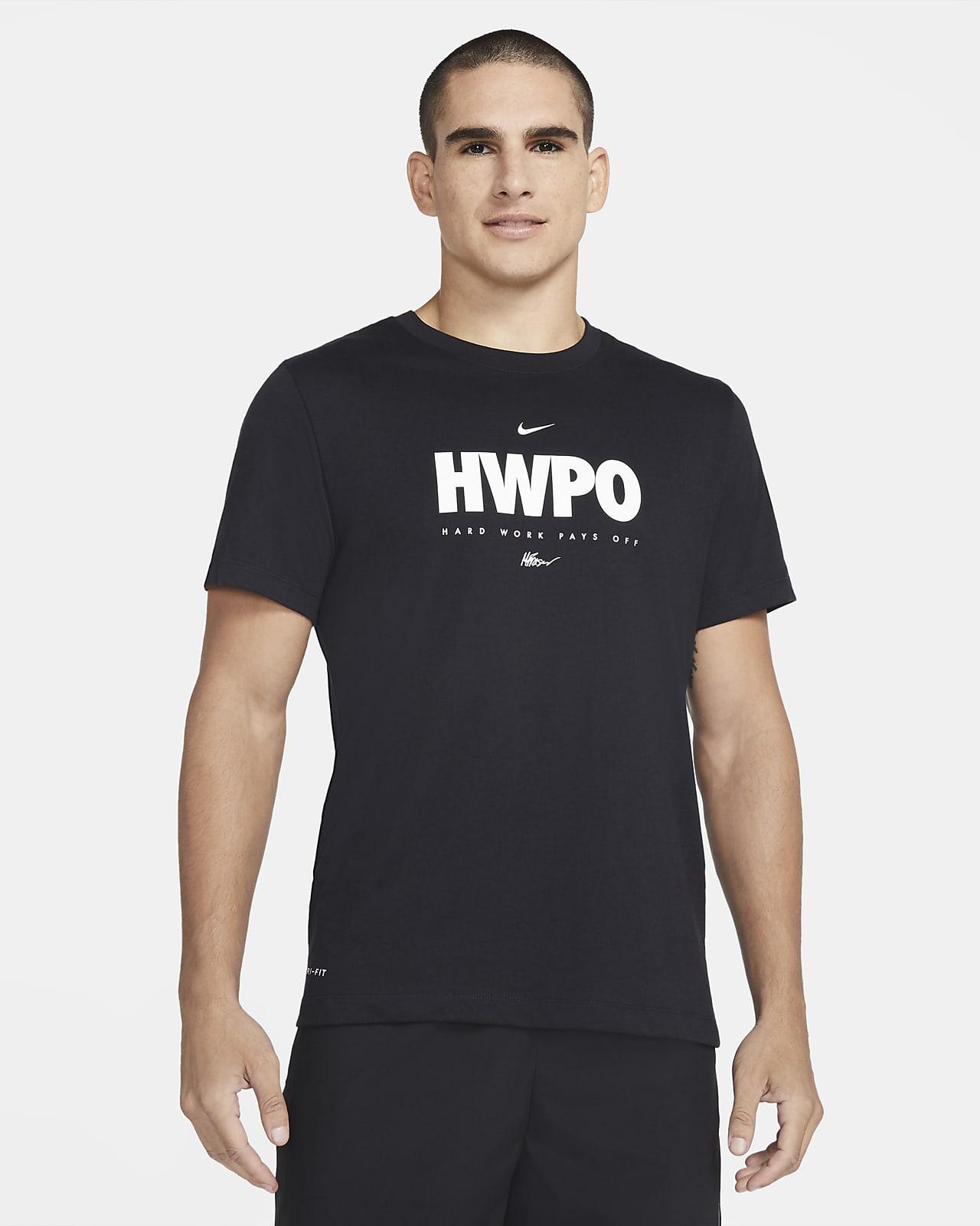 Nike Dri-FIT 'HWPO' Men's Training T-Shirt