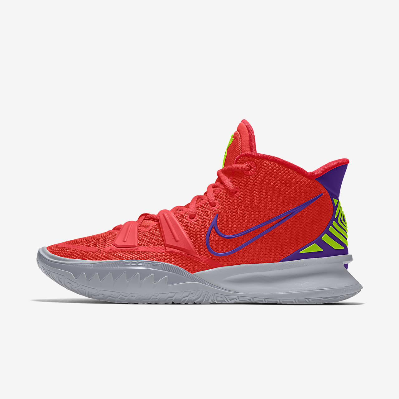 Chaussure de basketball personnalisable Kyrie 7 By You
