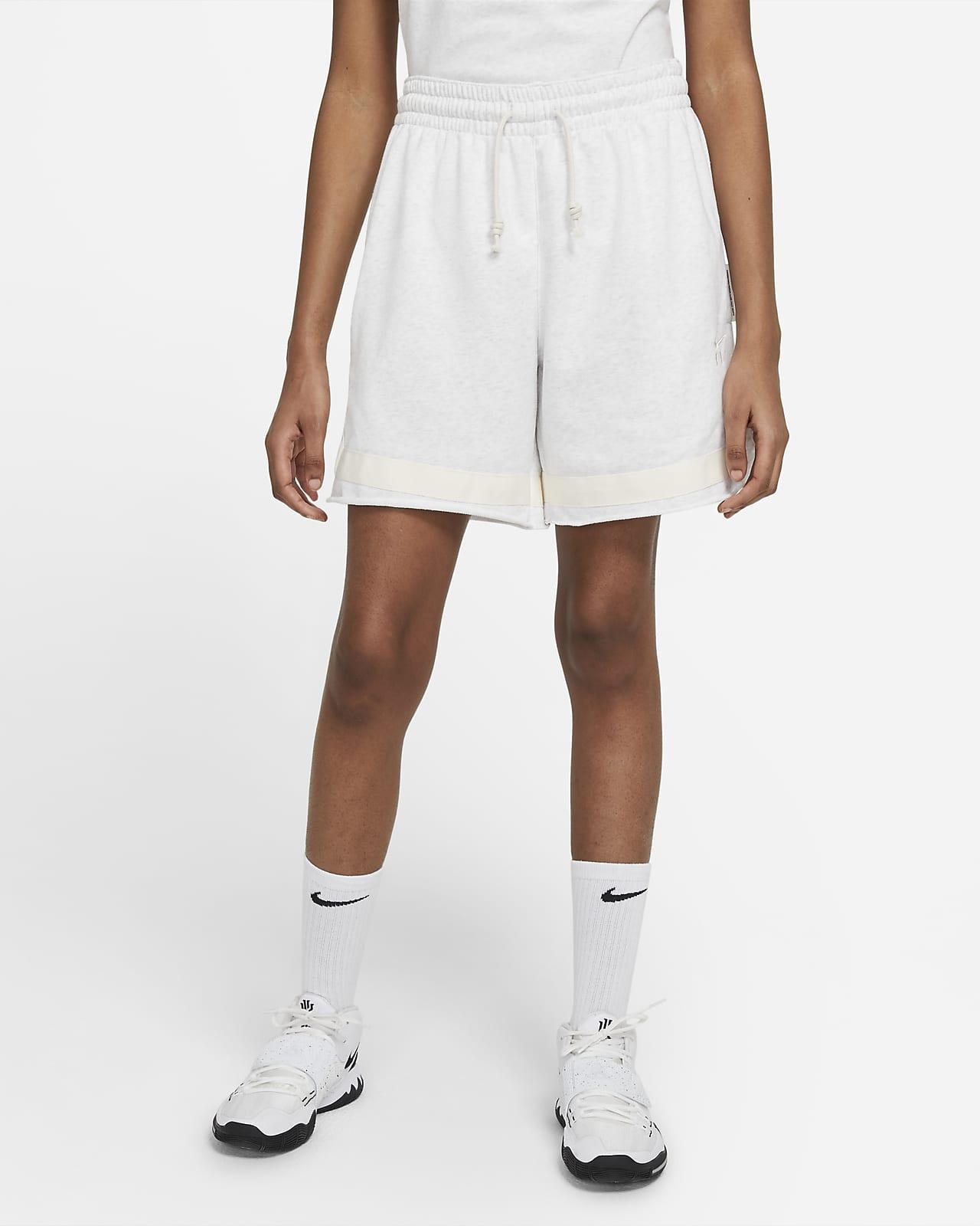 Short de basketball Nike Standard Issue Swoosh Fly pour Femme
