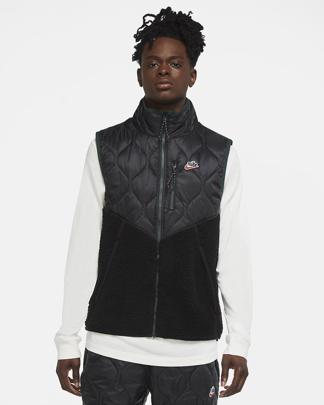 Groenlandia Vivienda Expectativa  Nike Sportswear Heritage Men's Insulated Vest. Nike.com