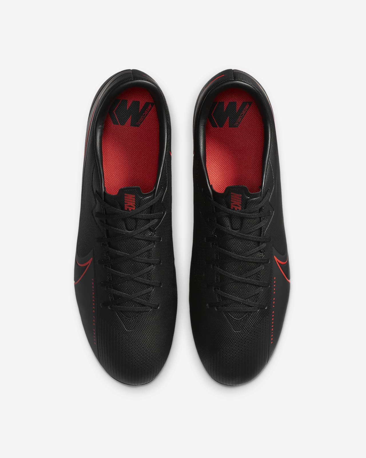 Nike Performance VAPOR 13 CLUB SG Fotballsko blackdark