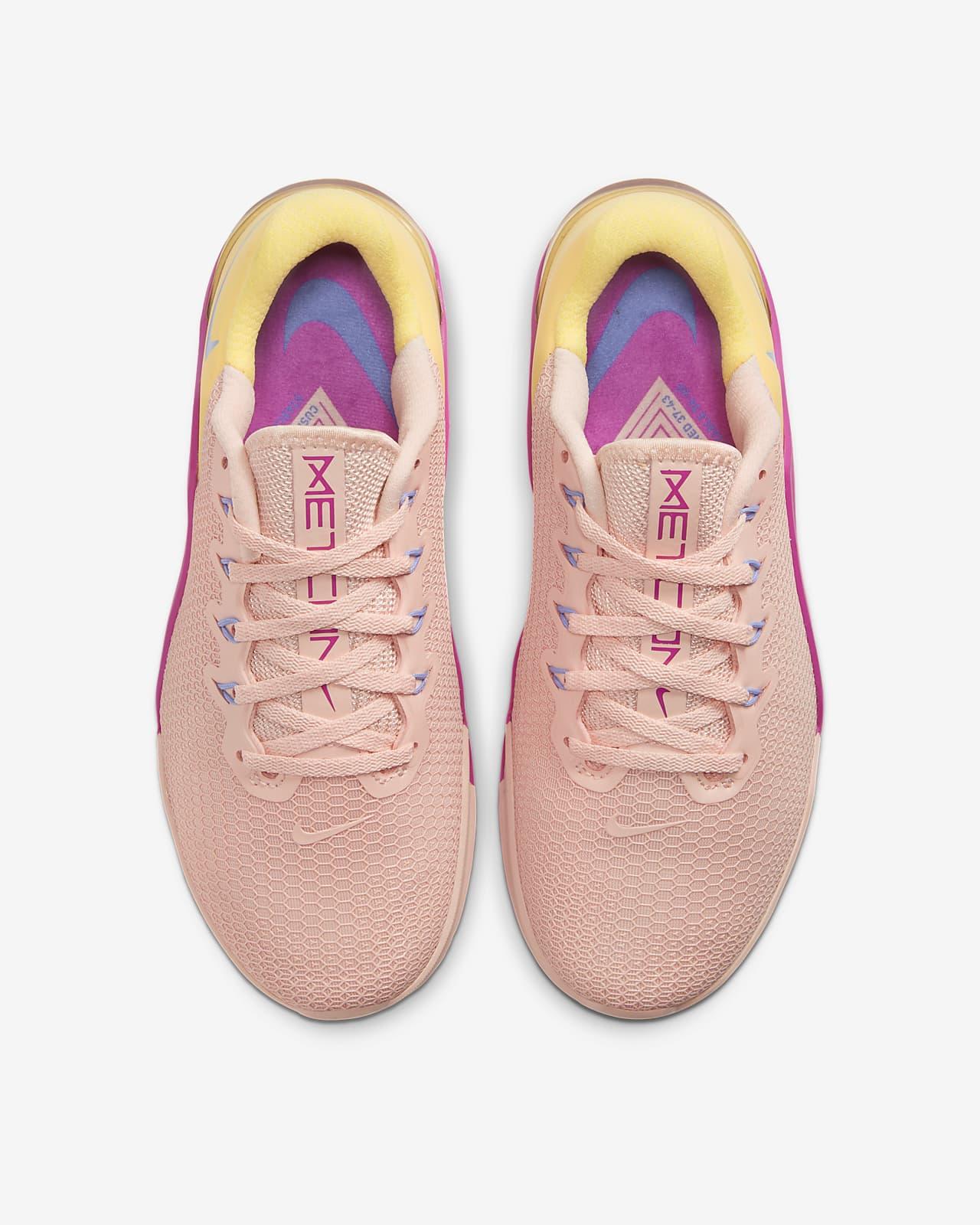 color grosor Desgracia  Calzado de entrenamiento para mujer Nike Metcon 5. Nike MX