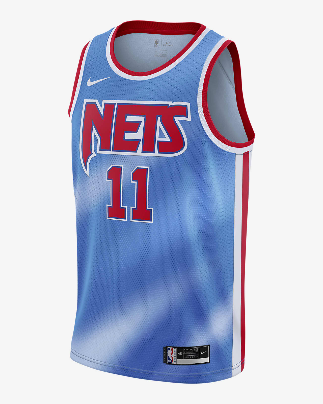 Maillot Nike NBA Swingman Kyrie Irving Brooklyn Nets Classic Edition 2020