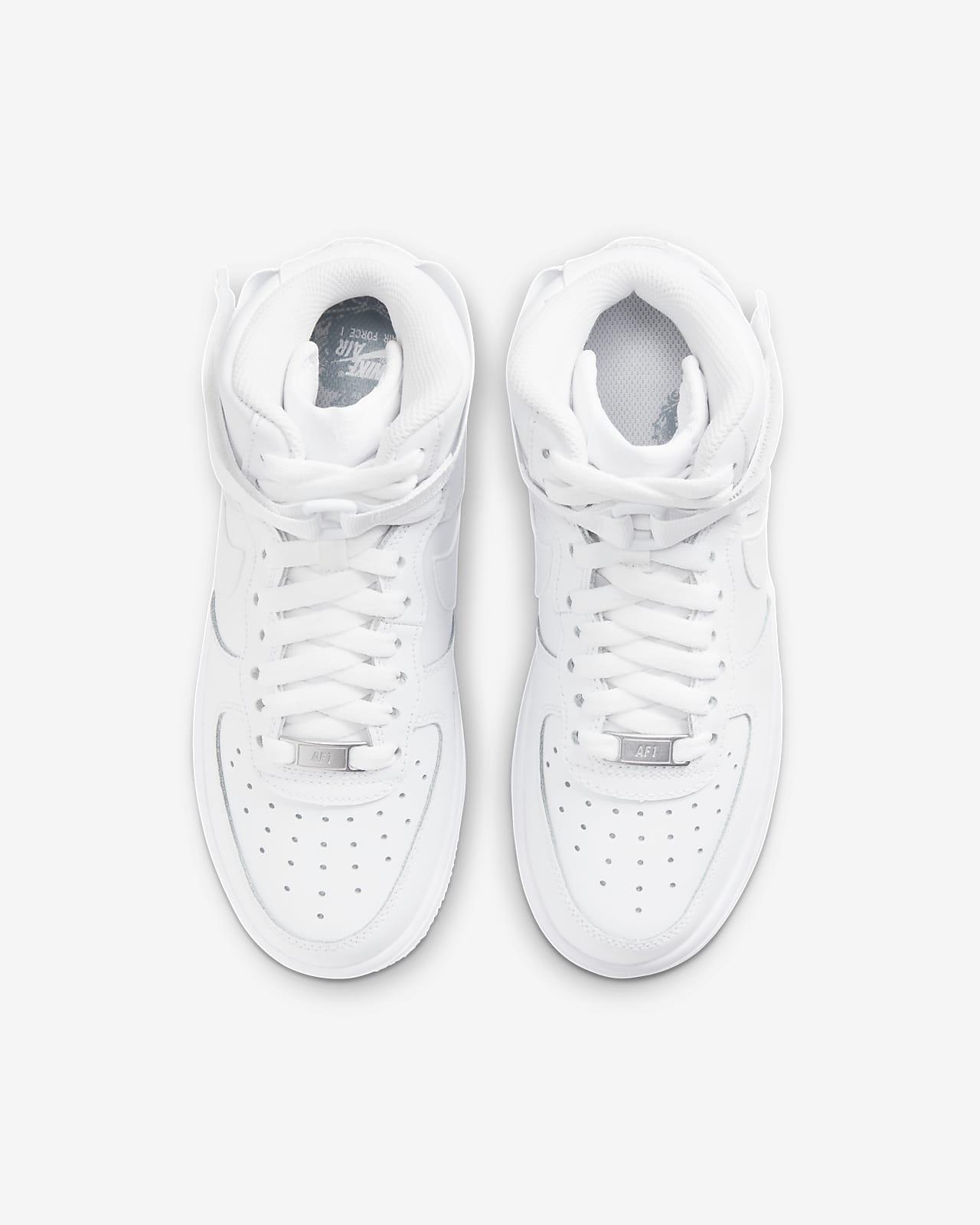 Nike Air Force 1 High LE Big Kids' Shoes. Nike.com