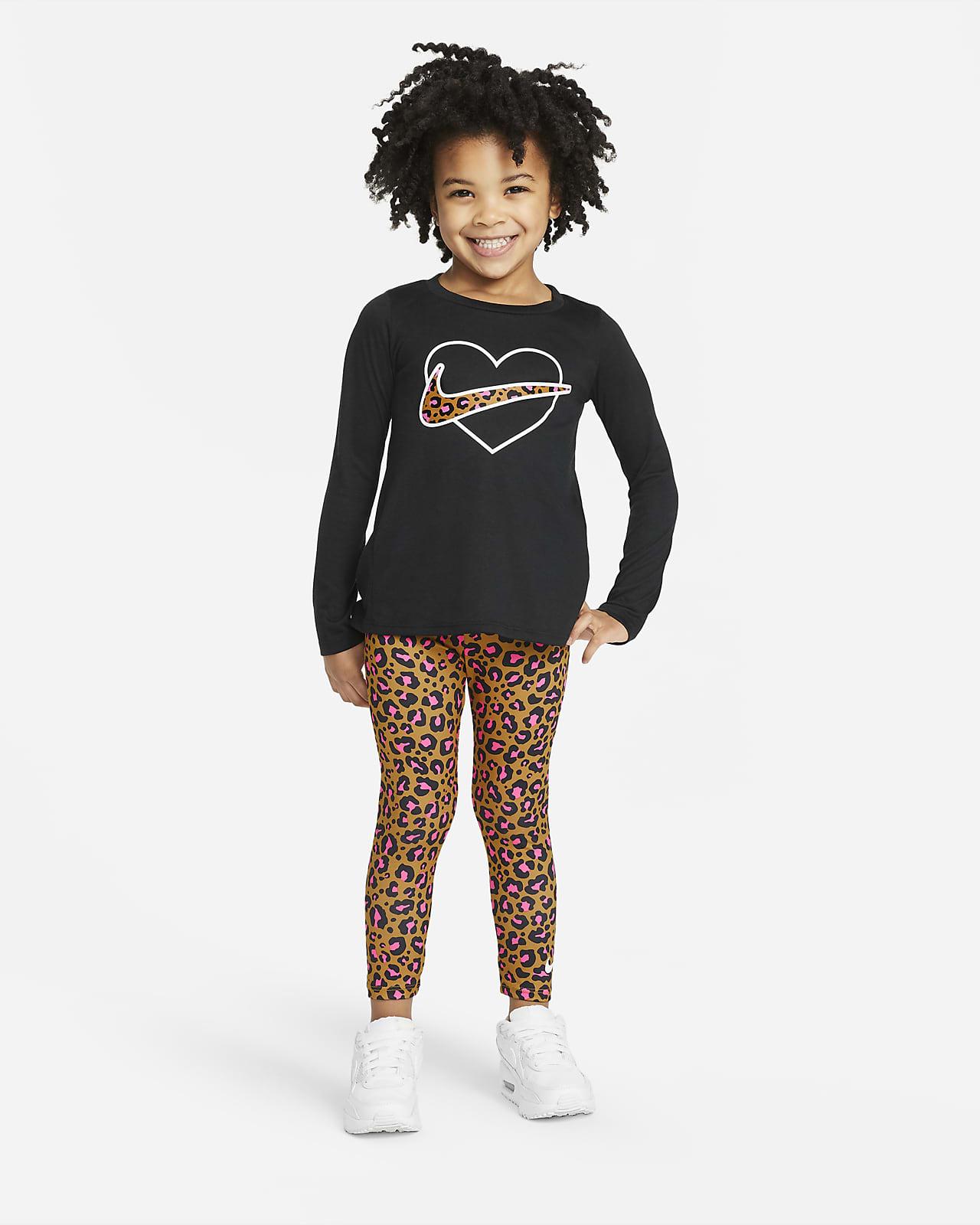 Ensemble haut et legging Nike pour Petit enfant