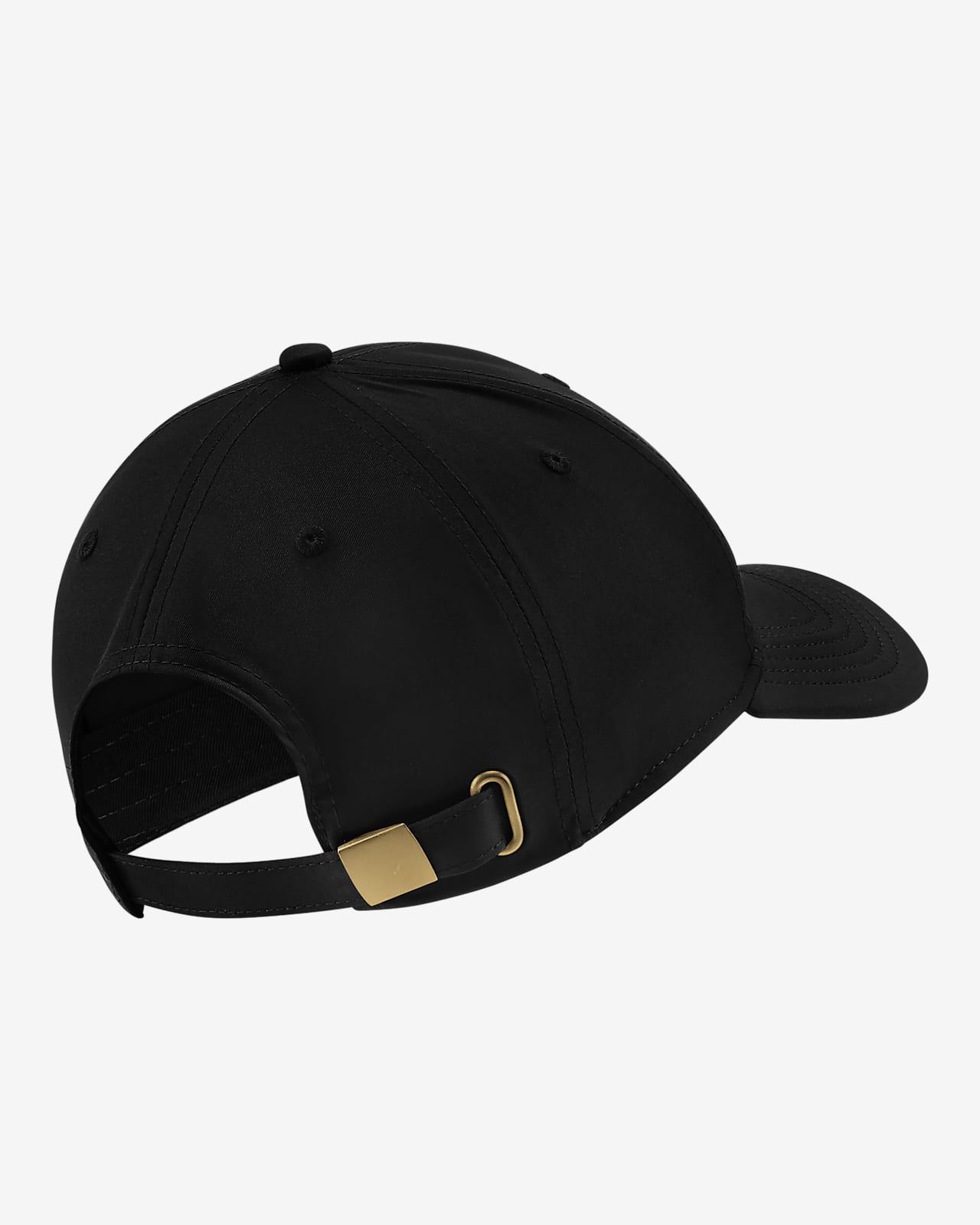 Nike NSW Aerobill Heritage 86 Metal Cap 942212-010 Sports Ball Cap Headwear