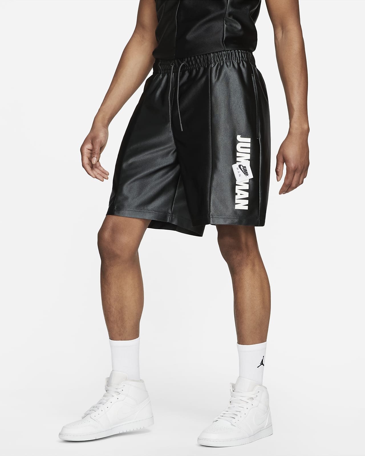 Shorts in tessuto Jordan Jumpman Classics - Uomo