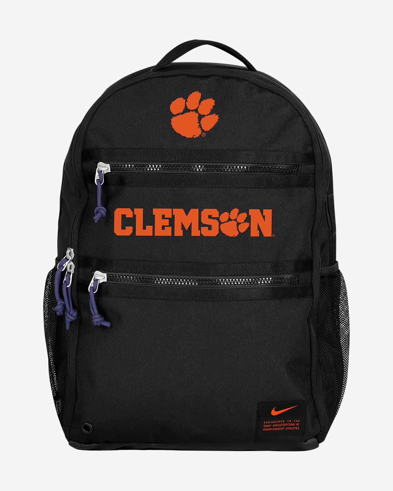 Nike College (Clemson) Backpack