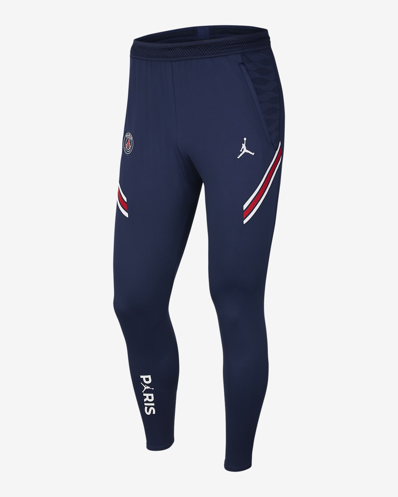 Paris Saint-Germain Strike Home Men's Knit Football Pants