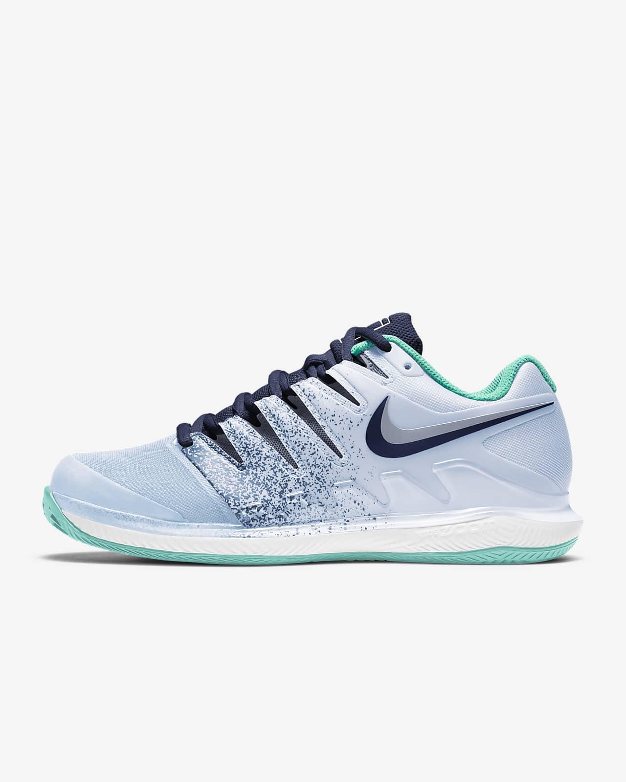 Chaussure de tennis pour terre battue NikeCourt Air Zoom Vapor X pour Femme