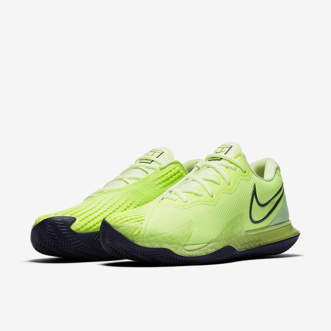 zapatillas verde hombre nike