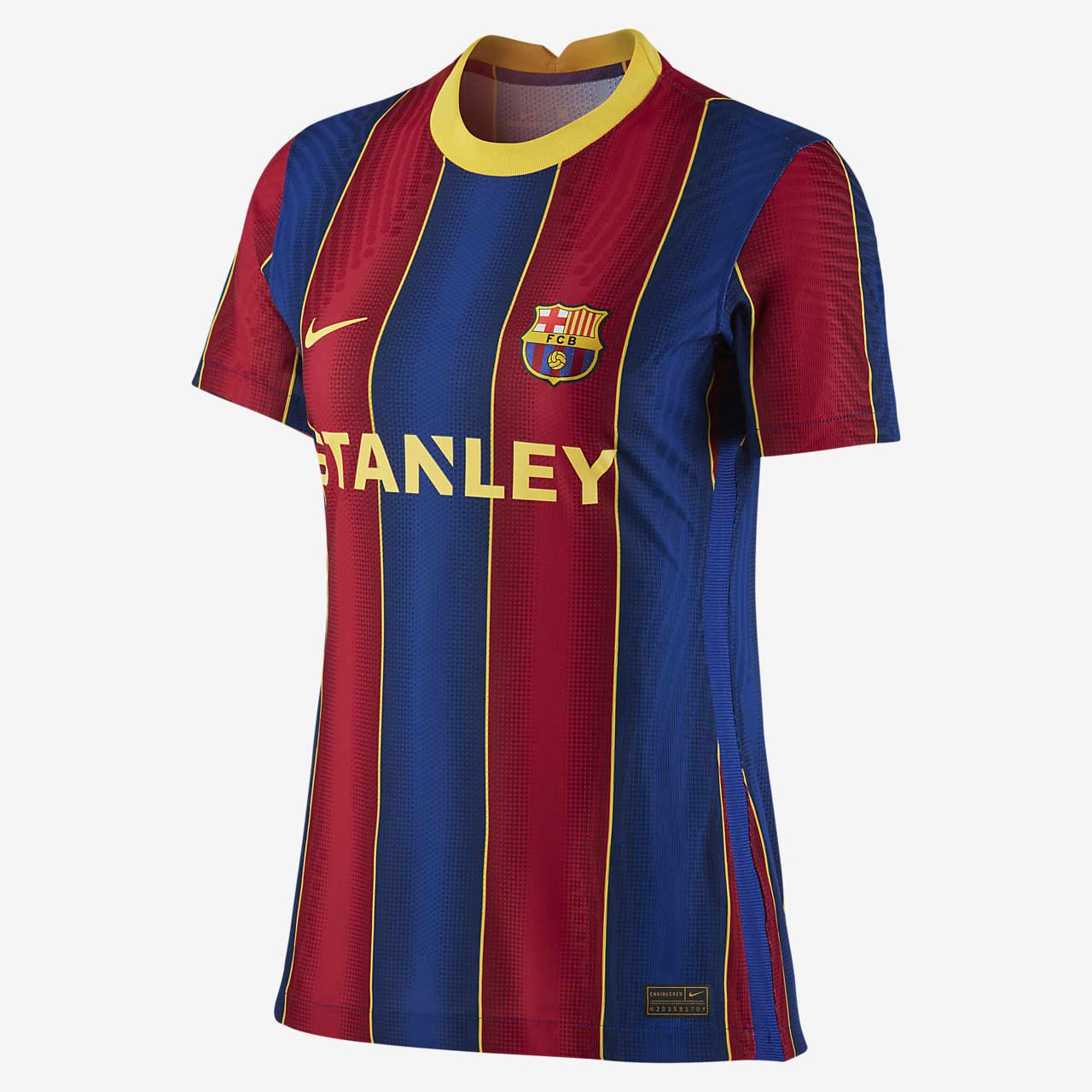 F.C. Barcelona Women 2020/21 Vapor Match Home Women's Football Shirt