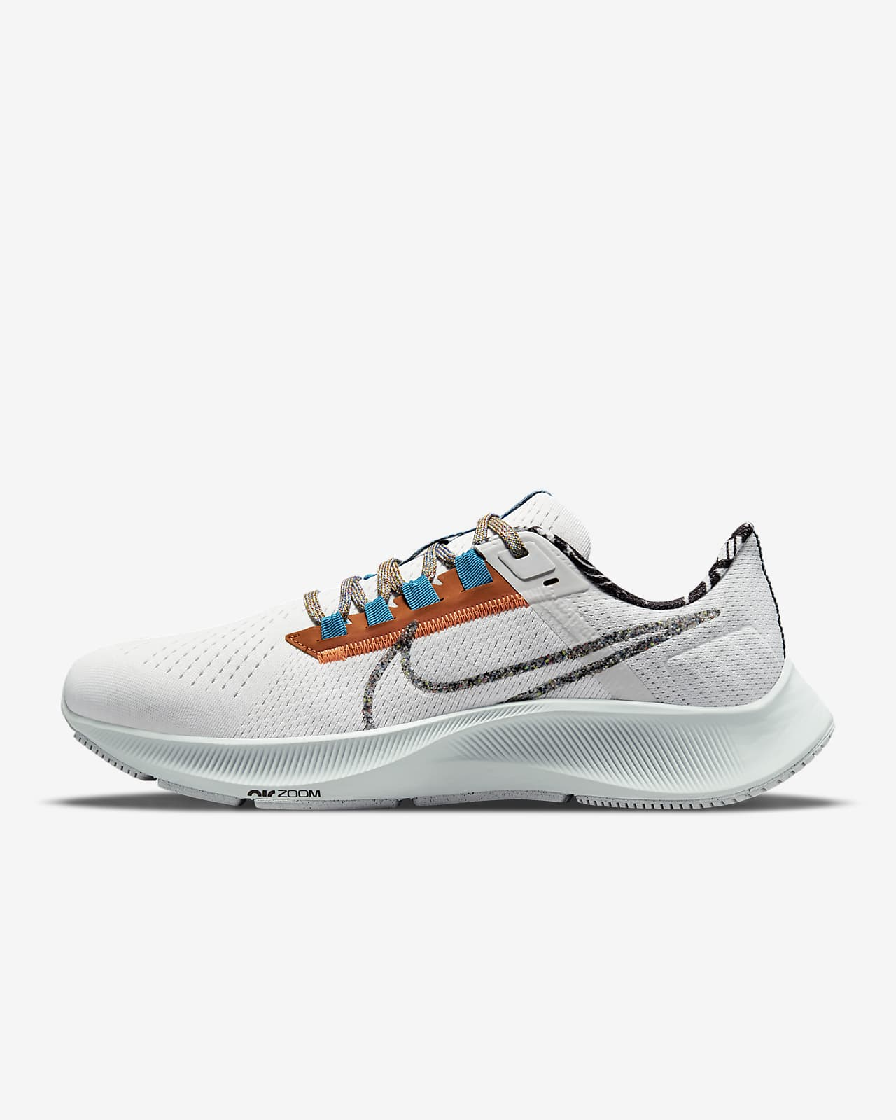 Chaussure de running Nike Air Zoom Pegasus 38 pour Homme. Nike LU