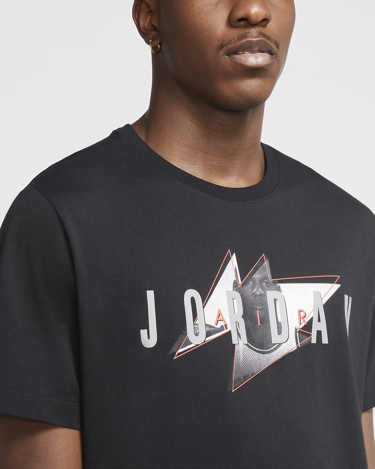 Jordan Men's Graphic T-Shirt. Nike AU
