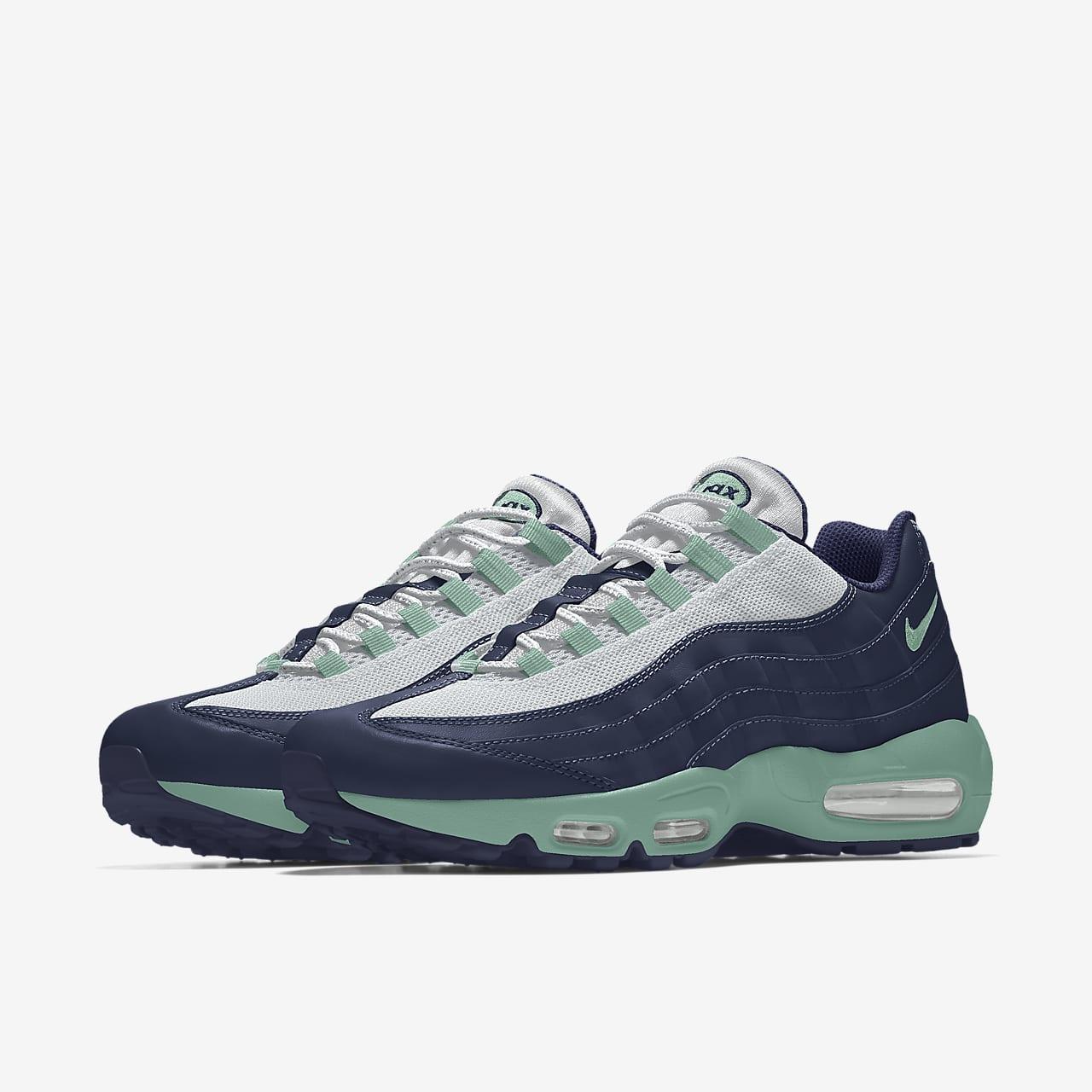 Nike Air Max 95 By You Custom Women's Shoe. Nike PT