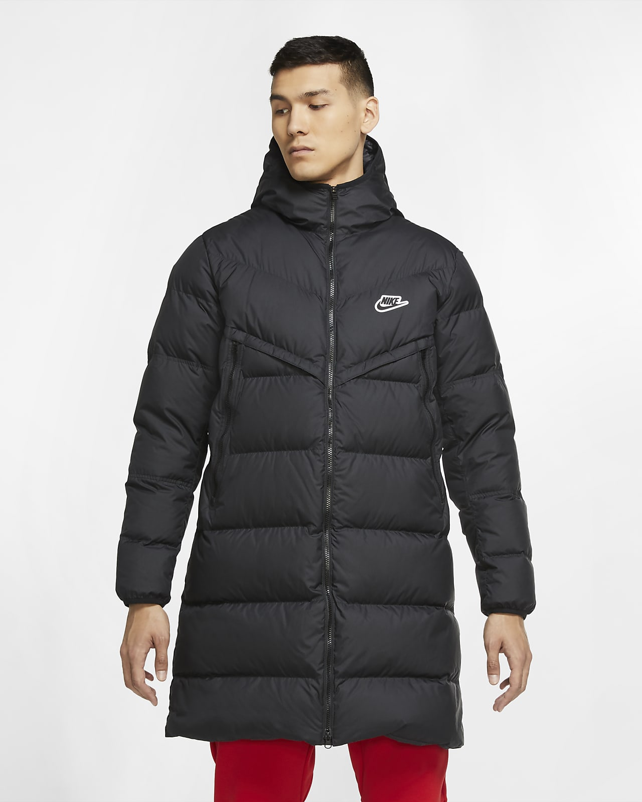 Nike Sportswear Down-Fill Windrunner Shield Erkek Parkası